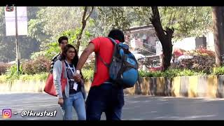 Prank on Cute Girls Gone Terribly Wrong | Pranks In India