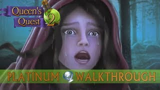 Queen's Quest 2: Stories of Forgotten Platinum Walkthrough | Trophy & Achievement Guide