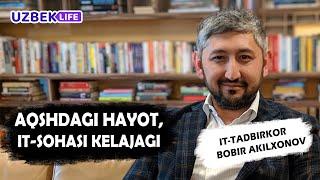 """""""AQShdagi hayot, IT imkoniyatlari va kelajagi haqida"""" – Bobir Akilxonov bilan suhbat"""