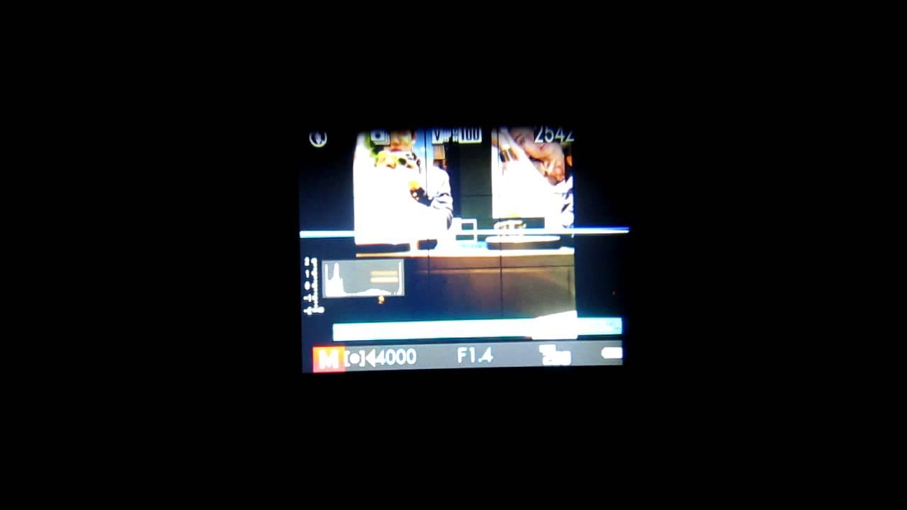 Fujifilm X Pro1 Premium Optical Electronic Viewfinder Demonstration