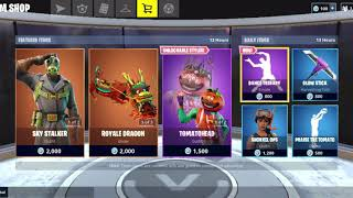 Emotes Testing on Note 8 |Dance Therapy New *EMOTE* |Fortnite BR