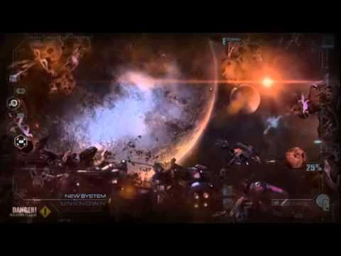 Космические пираты в онлайн игре Dark orbit
