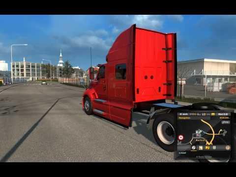 International ProStar for ETS2