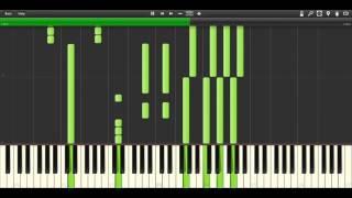 ONE OK ROCK We Are Piano MIDI Version