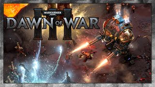 DAWN OF WAR III - Gameplay Preview EGX 2016