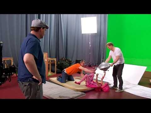 LazyTown Epic Stunt Fail  Chloe Lang
