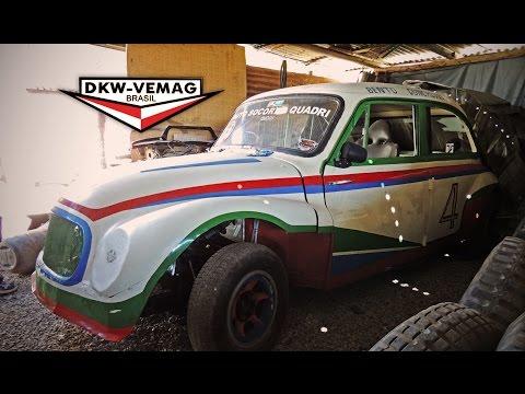 Ligando DKW Belcar de corrida - Parado há mais de 1 ano
