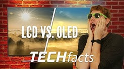 LCD vs. OLED: Was sollte ich mir kaufen? – TECHfacts