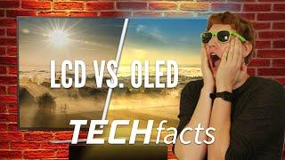 LCD vs. OLED: Was sollte ich mir kaufen?