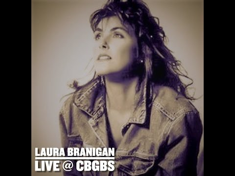 Laura Branigan Live at CGBGs (full performance)