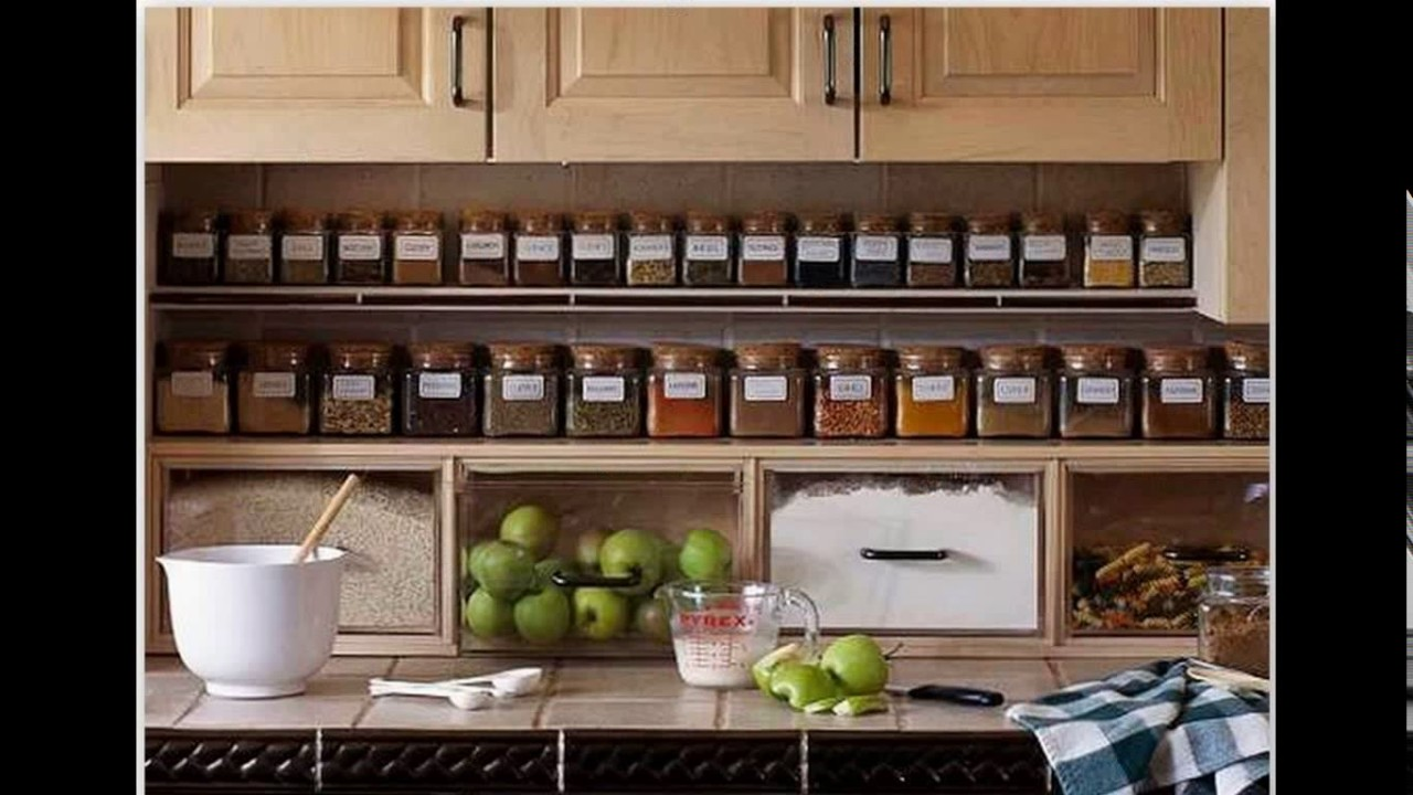 Kitchen store room design - YouTube
