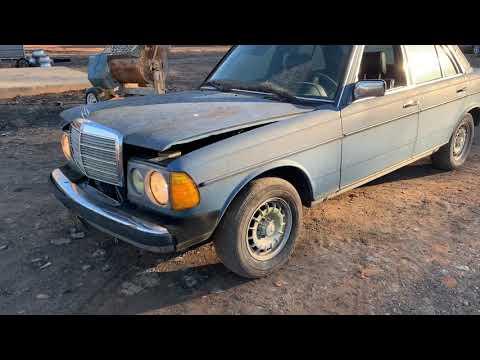1981 Turbo Diesel Benz Revival