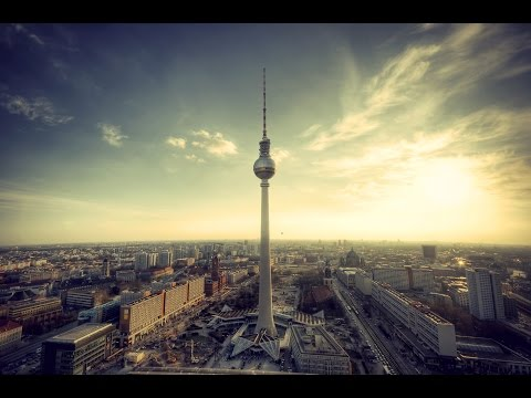 Berlin in Germany Travel - Tourism of German Capital Berlin at Heart of Europe
