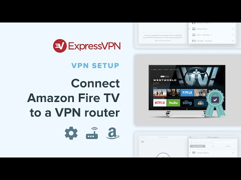 Unlock More Content on Your Amazon Fire TV with StrongVPN