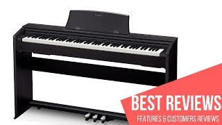 Best Casio PX770 BK Privia Digital Home Piano Key Features
