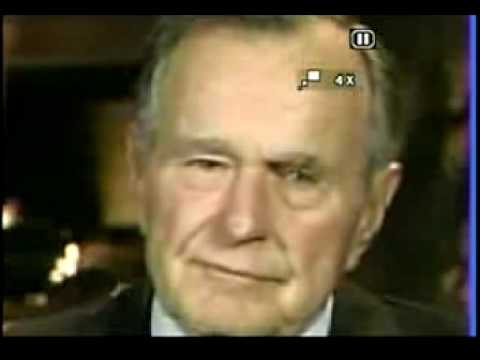 Most Amazing Video Ever! President Bush is reptilian!