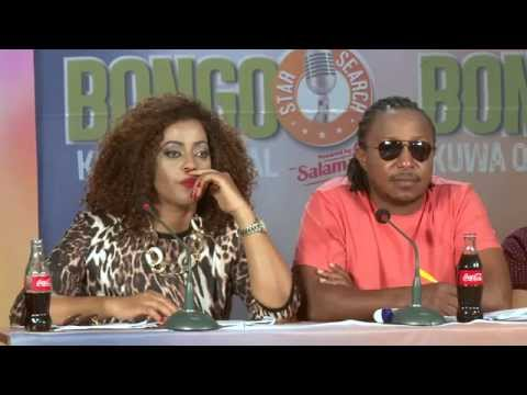Bongo Star Search 2015 Dar Es Salaam Audition Part 2
