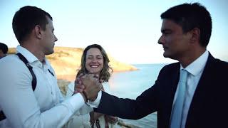Свадьба в Греции. Свадьба За Границей. WEDDING Greece