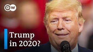 US-Wahl 2020: Ist Trump noch zu stoppen?