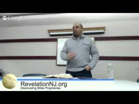 Online: Gospel and the End Time Prophecies. Seminar in Public Library, part 6
