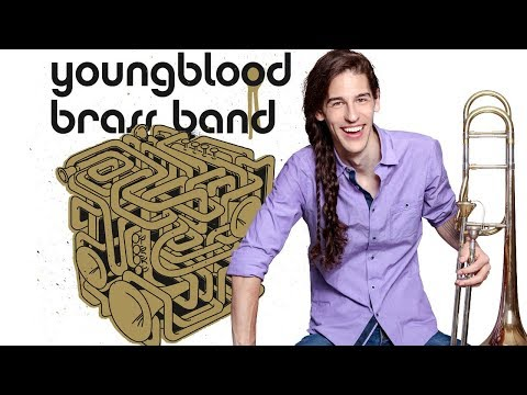 Youngblood Brass Band - Brooklyn: 150,000 Subscribers/25 Million Views!!!!