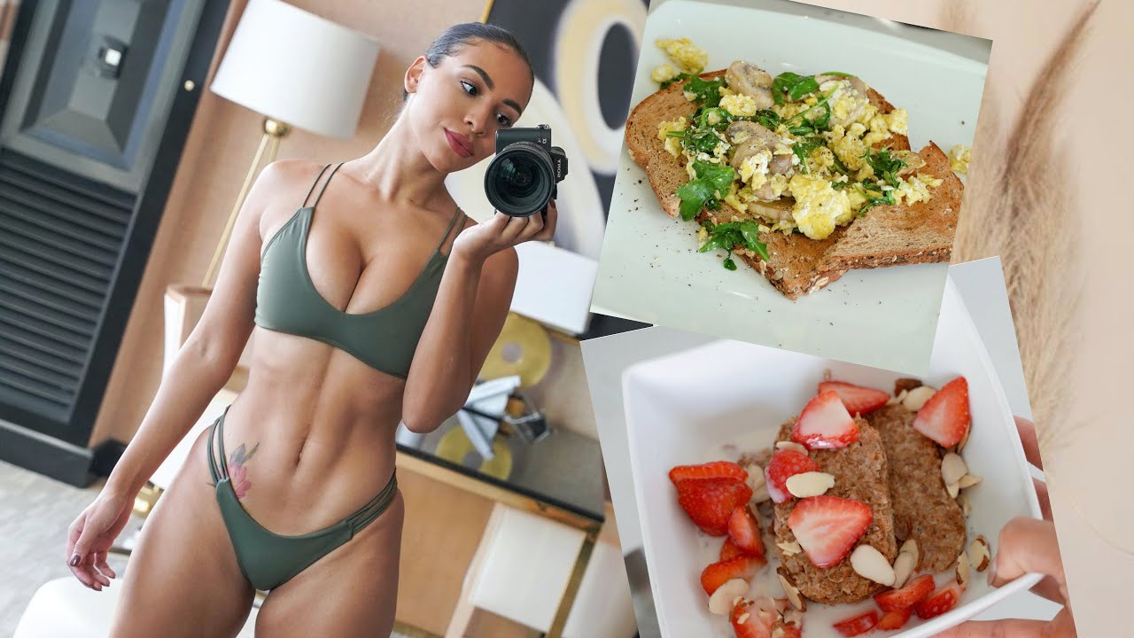 WHAT I EAT IN A DAY | CALORIE COUNTING!