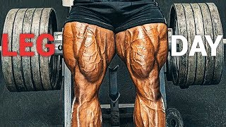 SAY NO TO CHICKEN LEGS 2.0 - Bodybuilding Lifestyle Motivation