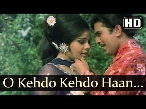 O Kehdo Kehdo Haan - Rajesh Khanna - Mumtaz - Sachaa Jhutha - Old Hindi Song
