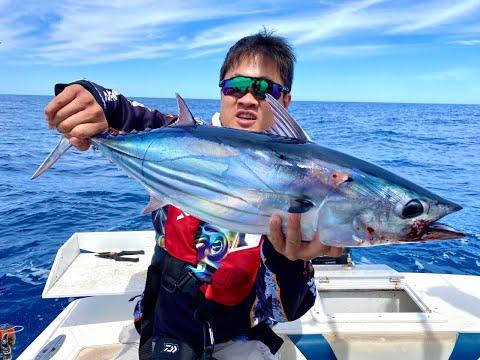 TUNA & MAHI AT THE FADS | Perth Fishing March 2020