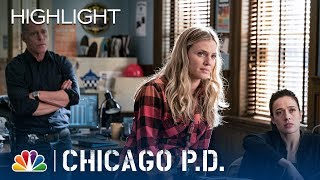 Upton Reveals a Painful Memory - Chicago PD (Episode Highlight)