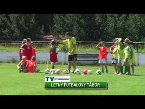 d7f7eb5472f53 Letný futbalový tábor - YouTube