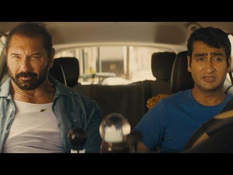 'Stuber' Trailer