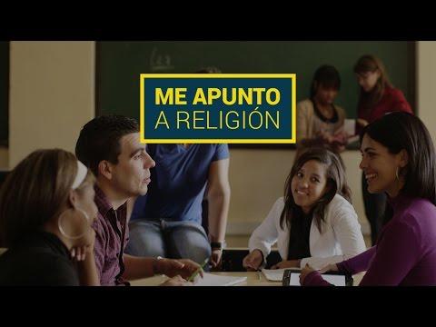 Y tú, ¿Por qué te apuntas a religión?