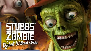 The Boys party like it's 2005 with this re-release of Stubbs The Zombie on modern consoles (and pc)!