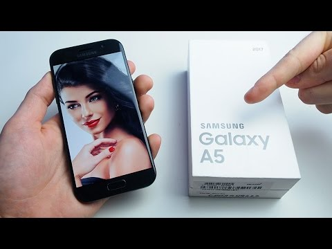 Samsung Galaxy A5 (2017) - Test - Opinia - Prezentacja - Czy warto?