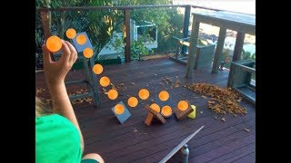 PING PONG TRICK SHOTS 2 l Out Of This World