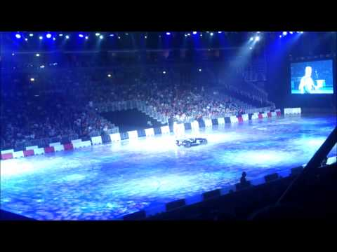 Top Gear Live Croatia - COMPLETE VIDEO @ Arena Zagreb Hrvatska- 3rd Of July 2014