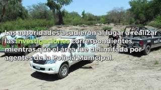 Reportan hallazgo de una osamenta en Cohuibampo