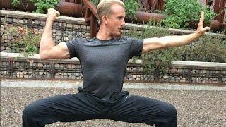 Amazing REAL Tai Chi Class - Secret Kung Fu Morning Routine - VLOG