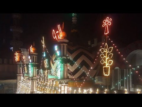 Urs-E-Alahazrat - 2017   Shahbaz-E-Deccan Maulana Mujeeb Ali Razvi   Markaz-E-AhleSunnat Hyderabad