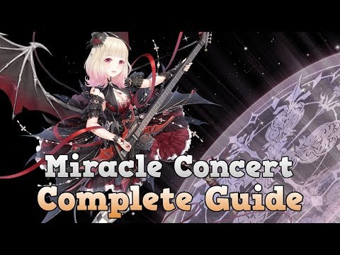 Love Nikki - Miracle Concert Hell Event - Complete Guide