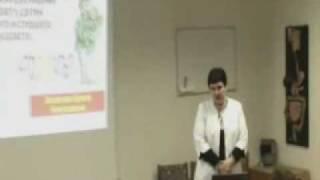 Синдром срыгивания и рвот у детей(Полную версию смотрите на сайте: http://med-edu.ru/pediatr/gastroenterology/199 Захарова И.Н. профессор, д.м.н. РМАПО, кафедра..., 2010-06-15T04:35:32.000Z)