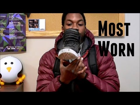 Most Worn Episode 1: Shoes Ft. Supra, American Eagle & Toms