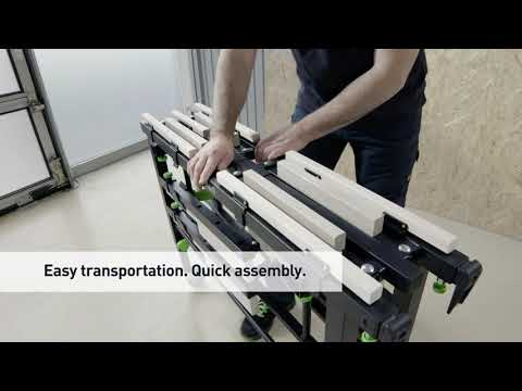 [NEW] Festool Mobile Saw And Work Station STM 1800 - Limited Availability (US)