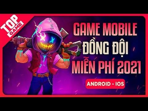 Top Game Mobile Co-Op 2 Người Chơi Trở Lên Hay Nhất Hiện Nay 2021 | Miễn Phí