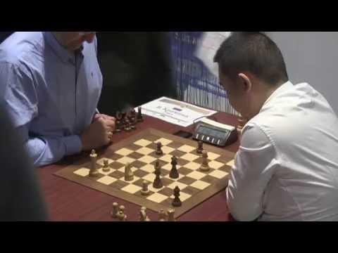 2016-09-25 GM Kramnik - GM Li Chao ENDGAME Moscow Tal Memorial Blitz