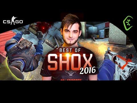 Best of Shox 2016 (CS:GO Fragmovie)