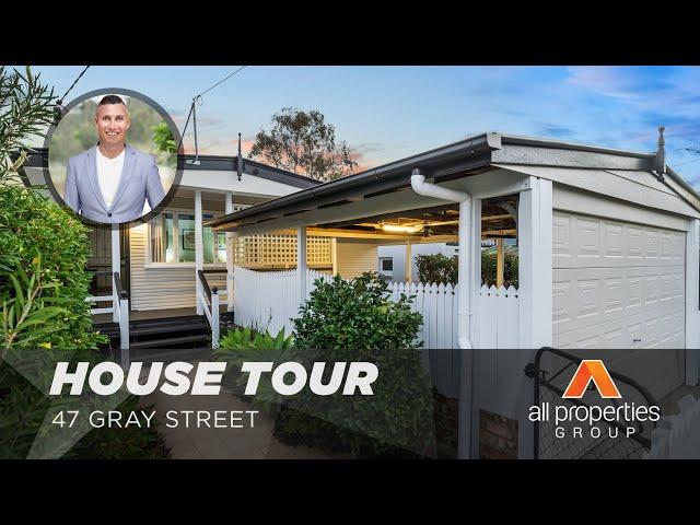 HOUSE TOUR | 47 Gray Street, Carina | Chris Gilmour
