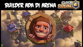 Video TERNYATA Builder COC Berada Di Arena Clash Royale ! download MP3, 3GP, MP4, WEBM, AVI, FLV Oktober 2017