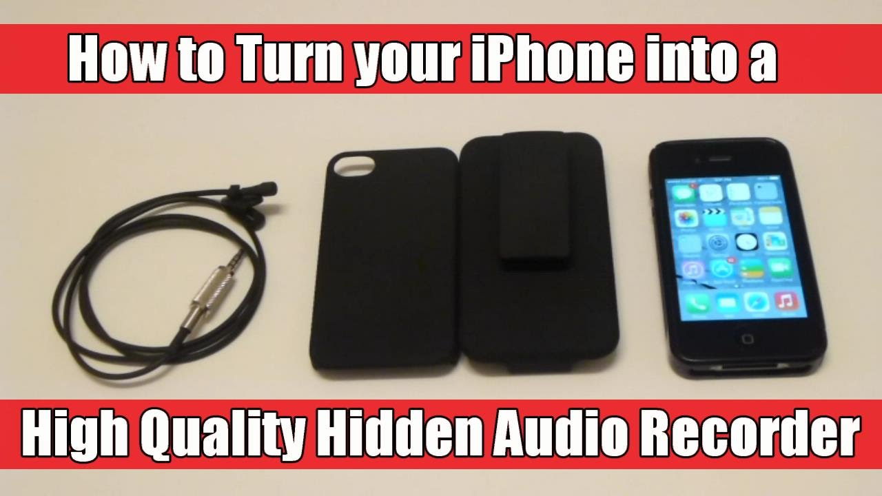 how can i audio spy phone